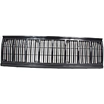 Grille Assembly - Gloss Black Shell and Insert