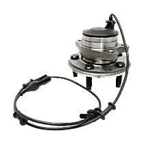 Front, Driver or Passenger Side Wheel Hub - Sold individually