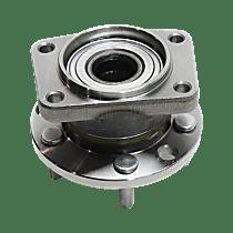 Rear Wheel Hub Bearing Assembly Driver or Passenger side For AWD Models