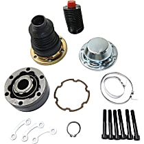 Replacement Driveshaft CV Joint Kit - Front, Propeller Shaft, Forward Position, Direct Fit