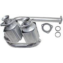 Catalytic Converter Front, For Models with 4.0L Eng California Emissions 47-State Legal (Cannot ship to CA, NY or ME)