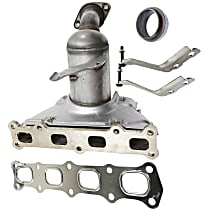 Catalytic Converter Front, For 4WD Models with 2.4L Eng 46-State Legal (Cannot ship to CA, CO, NY or ME)