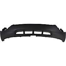 Front, Lower Bumper Cover, Primed - w/o Sport Pkg., CAPA CERTIFIED