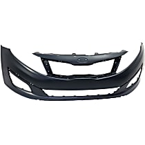 Front Bumper Cover, Primed - Except Hybrid Model, USA Built