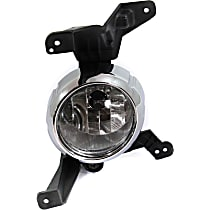 Fog Light Assembly - Driver Side, without Sport Package