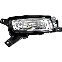Fog Light - Driver Side, without Sport Package