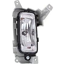 Fog Light Assembly - Passenger Side, with Sport Package