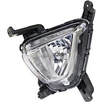 Fog Light - Driver Side, Except SX Model