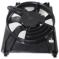 OE Replacement Radiator Fan - Passenger Side w/o Control Module