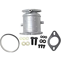 Front Radiator Side Precat Catalytic Converter For Models with 3.0L and 3.5L Eng 46-State Legal (Cannot ship to CA, CO, NY or ME)