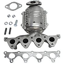 Catalytic Converter Front, For Models with 1.6L Eng California Emissions 47-State Legal (Cannot ship to CA, NY or ME)