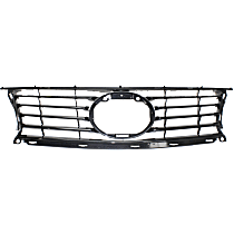 Grille Assembly - Paintable Shell and Insert, without F Sport Package