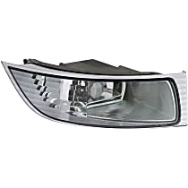 Fog Light Lens and Housing - Passenger Side, without Sport Package