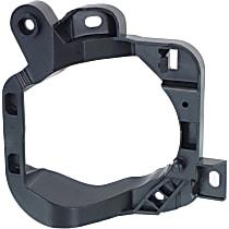 Replacement Fog Light Bracket - REPL110509 - Passenger Side, Plastic, Direct Fit