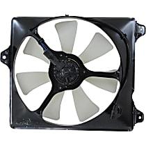 A/C Condenser Fan - Passenger Side, 3.0L V6 Engine