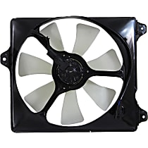 OE Replacement Radiator Fan - Fits 3.0L V6 Driver Side
