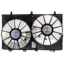 OE Replacement Radiator Fan - Fits 3.5L, w/o Tow Pckg.