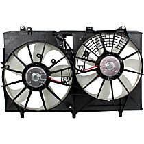 OE Replacement Radiator Fan - Fits 2.7L/3.5L, w/ Tow Pckg.