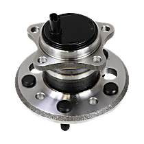 Rear, Passenger Side Wheel Hub With Ball Bearing - Sold individually