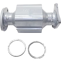 Catalytic Converter Front Driver or Passenger Side, For Models with 4.0L Eng California Emissions 47-State Legal (Cannot ship to CA, NY or ME)
