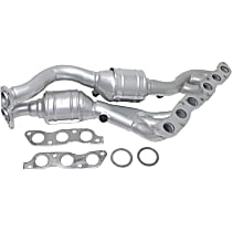 Catalytic Converter Front, For Models with 3.0L Eng California Emissions 47-State Legal (Cannot ship to CA, NY or ME)