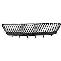Lower Bumper Grille, Textured Black