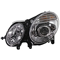 Driver Side Halogen Headlight, With bulb(s) - From 6-30-06