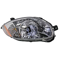 Passenger Side Headlight, With bulb(s) - (Convertible 2.4L Eng., From 01-07)/(Coupe/Hatchback 08-12)