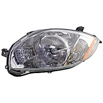 Driver Side Headlight, With bulb(s) - (Convertible 2.4L Eng., From 01-07)/(Coupe/Hatchback 08-12)