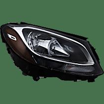 Passenger Side Headlight, With bulb(s) - (15-16 Sedan) / (17-17 Coupe)