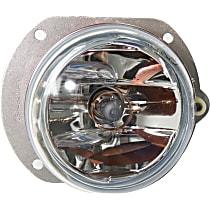 Fog Light Lens and Housing - Driver or Passenger Side