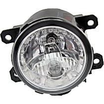 Fog Light Assembly - Driver or Passenger Side, with Daytime Running Light