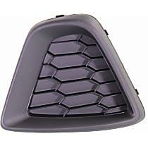 Passenger Side Fog Light Cover, Primed