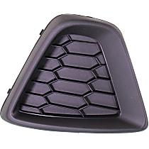 Driver Side Fog Light Cover, Primed