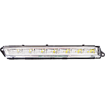CAPA Certified Driver Side Driving Light