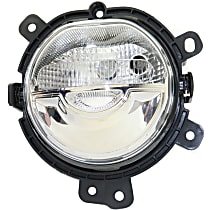 Driver Side Driving Light - Without Fog Light