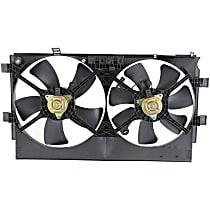 OE Replacement Radiator Fan - Fits 2.0L/2.4L, Non-Turbo