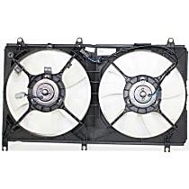 OE Replacement Radiator Fan - Fits 2.4L