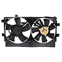 OE Replacement Radiator Fan - Fits 2.0L/2.4L Turbo or 3.0L