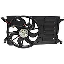 OE Replacement Radiator Fan - Non-Turbo