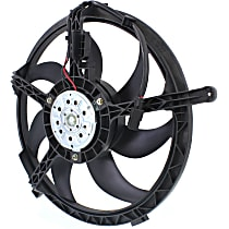OE Replacement Radiator Fan - Non-Turbo