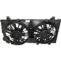 OE Replacement Radiator Fan - Fits 2.0L/2.5L
