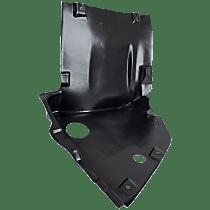 Fender Liner - Front, Driver Side, Front Lower Section