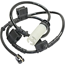Replacement Brake Pad Sensor - 31.75 in. Length , Direct Fit, Replaces OE# 34356792572, Sold Individually