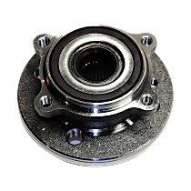 Front, Driver or Passenger Side Wheel Hub and Bearing Assembly, For FWD with 1.6L Engines