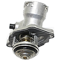 Replacement REPM318008 Thermostat Housing - Aluminum, Direct Fit, Sold individually