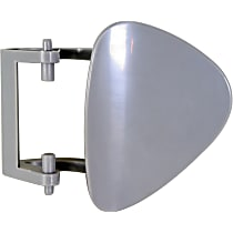 Headlight Washer Cover - Passenger Side, Direct Fit
