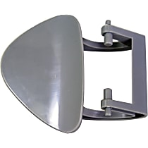 Headlight Washer Cover - Driver Side, Direct Fit