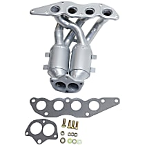 Front Catalytic Converter with Integrated Exhaust Manifold For Models with 2.4L Eng 46-State Legal (Cannot ship to CA, NY or ME)
