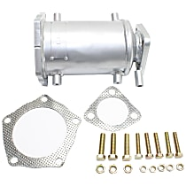 Front Precat Catalytic Converter For Models with 1.6L, 1.8L and 2.0L Eng 46-State Legal (Cannot ship to CA, CO, NY or ME)